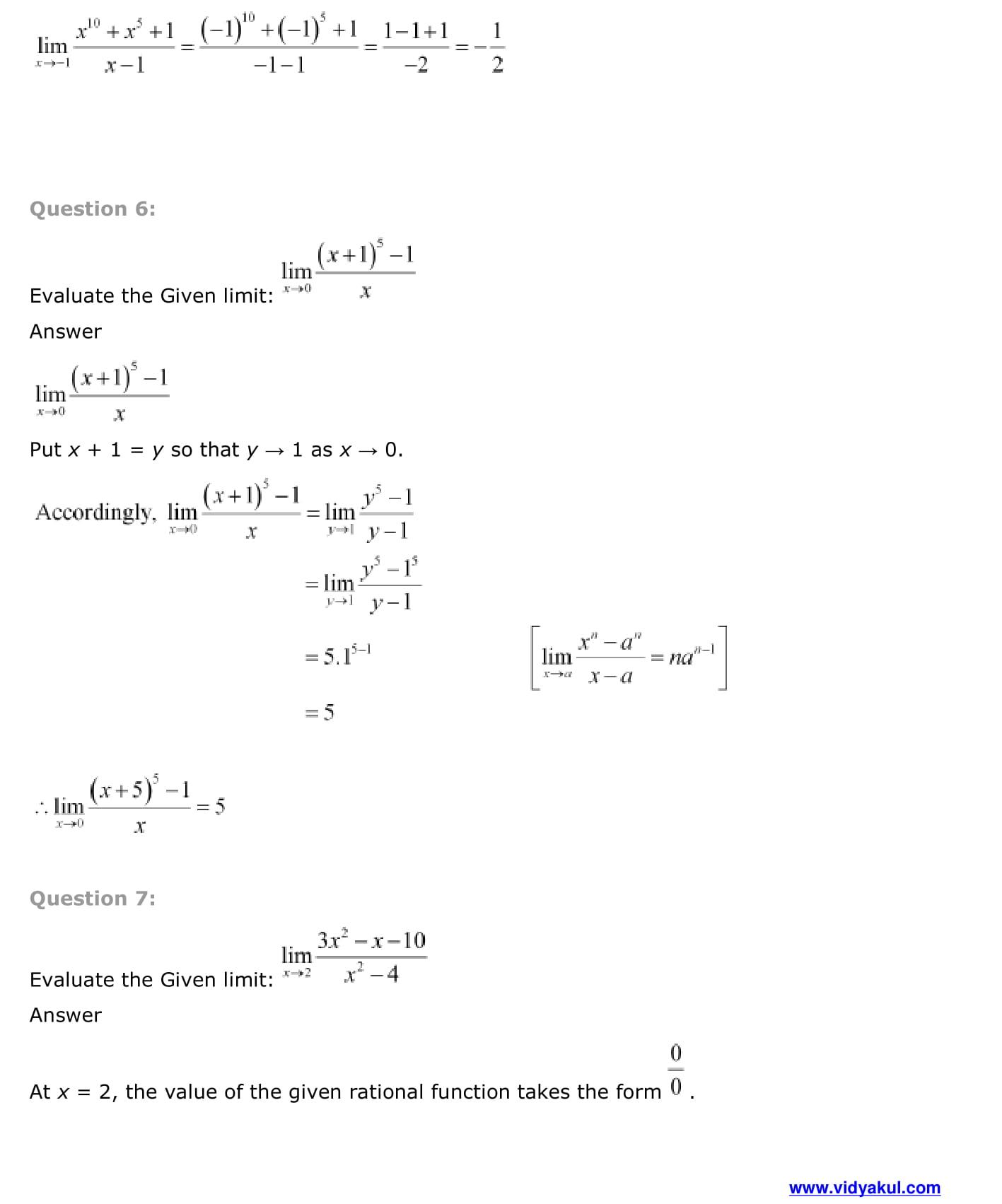 ncert solution class 11th maths pdf