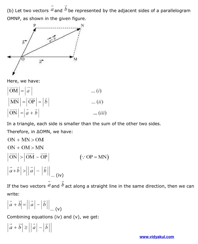 NCERT Solutions Class 11 Physics Chapter 4 | Vidyakul