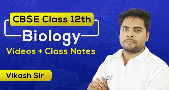 Class 12th Biology in Hindi | Complete Syllabus