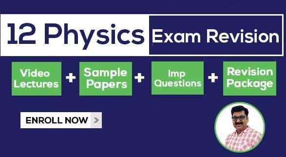 12th Physics By Arvind Sir