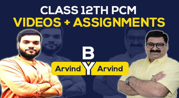 Class 12th PCM Full course