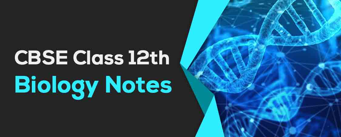 Download Class 12 Biology Notes Chapter-wise | Vidyakul