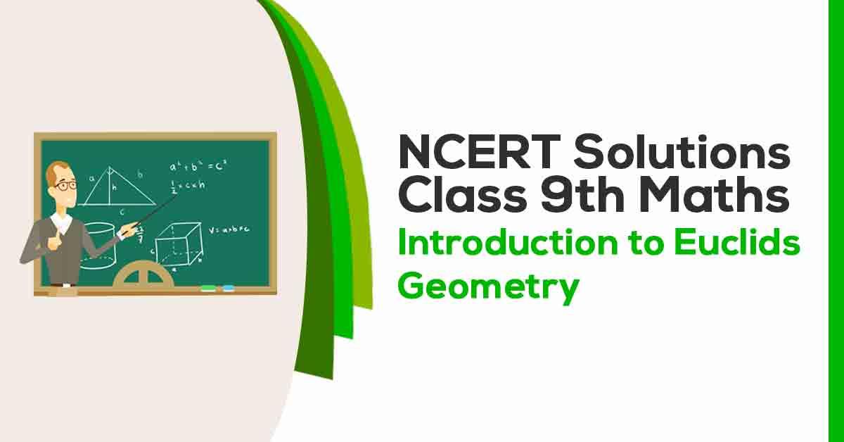 NCERT Solutions For Class 9 Maths Chapter 5