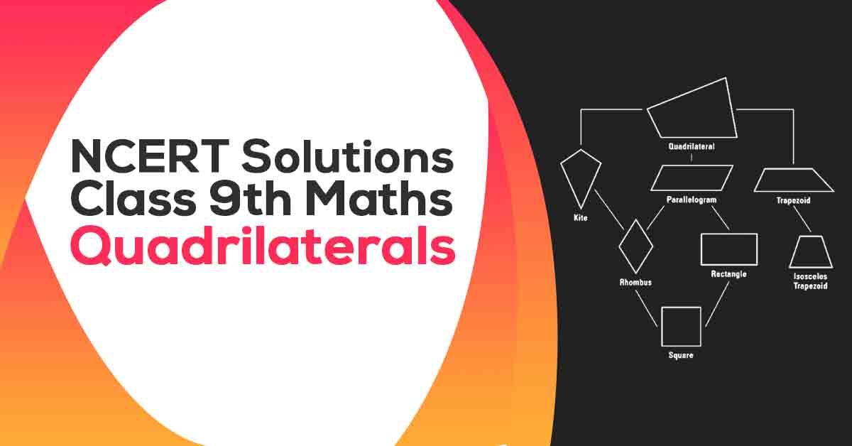 NCERT Solutions For Class 9 Maths Chapter 8